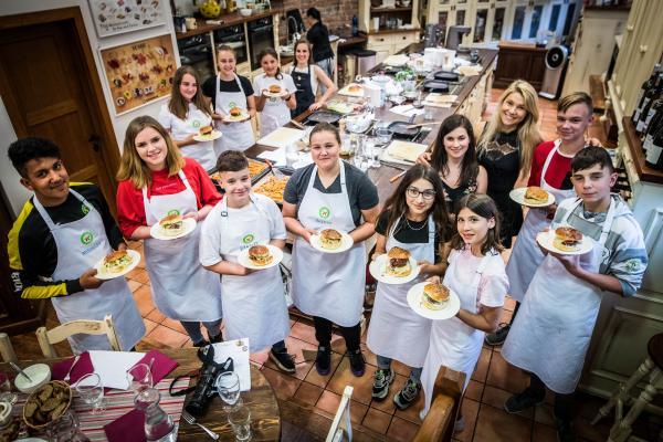 Kurzy vaření jako odměna pro vítěze Finále Zdravé 5