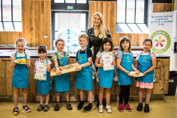 Kurzy vaření pro vítěze soutěže Finále Zdravá 5